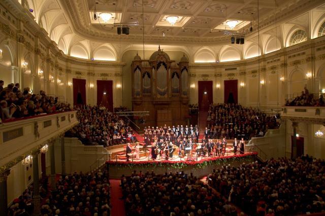 Concertgebouw _grote zaal_ __ L_ Lammertink